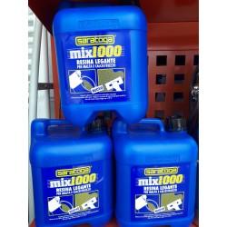 mix 1000 resina saratoga